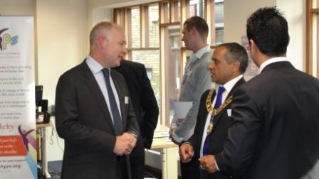 Mayor of Dartford Avtar Sandhu MBE